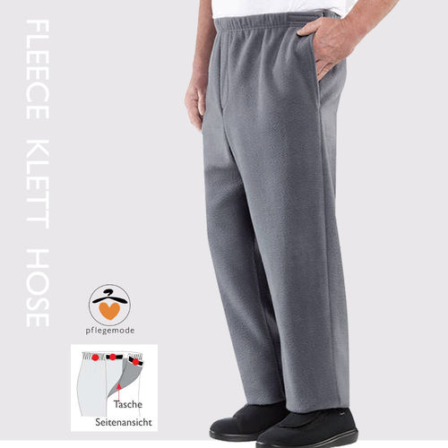 *RolandT* Polar Fleece Klett-Hose S - 3 XL • Tamonda Pflegemode •