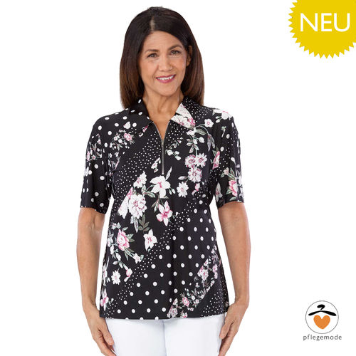 *MariaT* Damen Pflege T-Shirt Top S - 3XL • Tamonda Pflegemode •