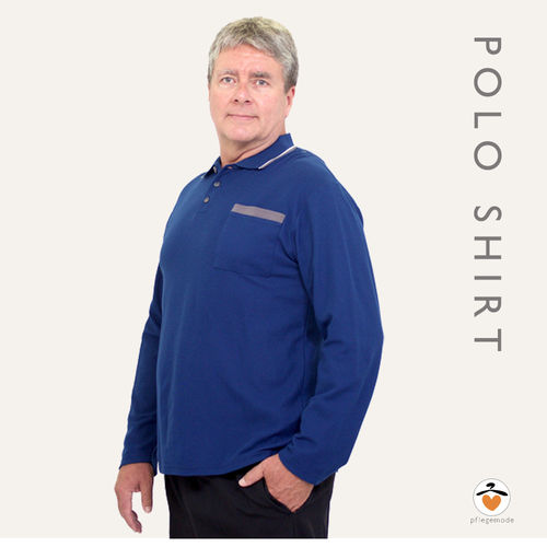 *MalteT* Polo-Shirt S - 3XL • Tamonda Pflegemode •