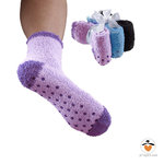 *Anti-Rutsch-Socken* - 3 x One Size • Tamonda Pflegemode •