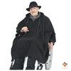 *RollyT* - Fleece Poncho - One Size • Tamonda Pflegemode •
