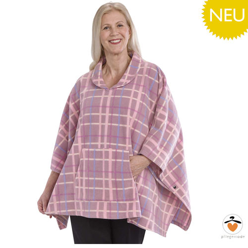 *LauraT* Polar Fleece Poncho - One Size • Tamonda Pflegemode •