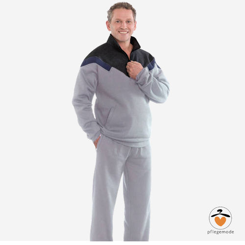 *ClausT* Cotton Jogging Anzug S - 4XL • Tamonda Pflegemode •