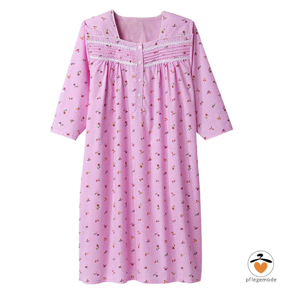 TaliaT* Pflege Nachthemd S 2XL • Tamonda Pflegemode •