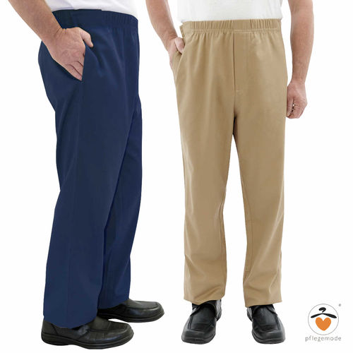 *DavidT* Cotton Klett-Hose Double Pack S - 3XL • Tamonda Pflegemode •