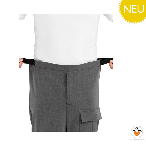 *MaikT* Easy 2 Stretch Rollstuhlhose S - 3XL • Tamonda Pflegemode •