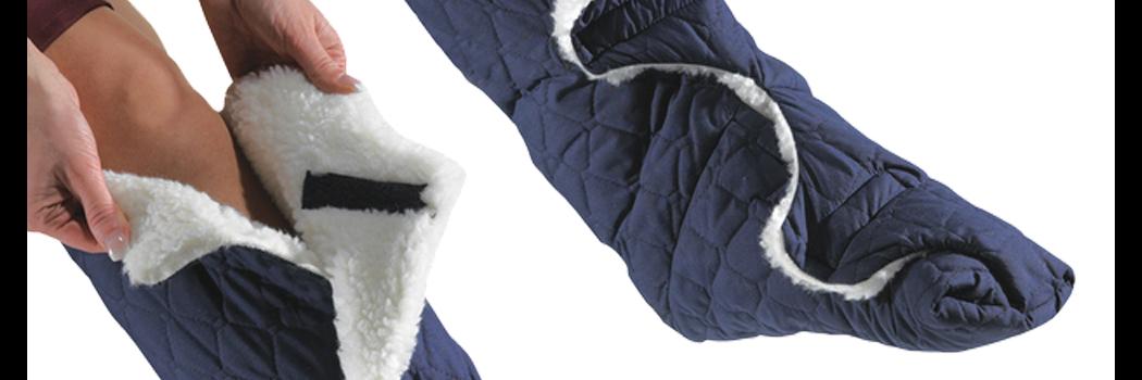 StiefelT* Beinschutz mit Klettverschluss • Tamonda Pflegemode •