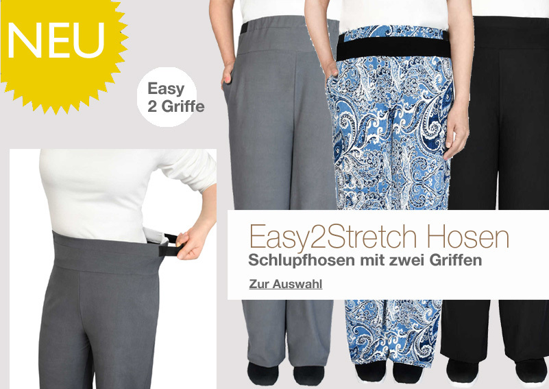 Shop für Damen - Easy 2 Stretch Hosen