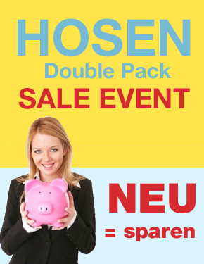 SPARE Hosen Double Pack