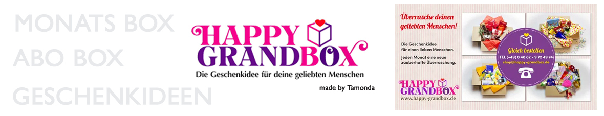 Happy Grand Box by Tamonda
